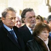 Mort de Roger Hanin: La peine du clan Mitterrand pour qui il a 'beaucoup compté'