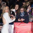 """Sam Taylor-Johnson - Premiere du film """"Cinquante Nuances de Grey"""" lors du 65e festival international du film de Berlin (Berlinale 2015) le 11 février 2015."""