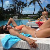 Cindy Crawford, bombe en bikini : Rande Gerber fier amoureux face au buzz