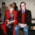 Anna Wintour a assisté au défilé Rag & Bone à New York le 16 février 2015