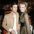 Andre Saraiva, Cécile Cassel à la soirée Rag & Bone et Purple Magazine à New York le 16 février 2015