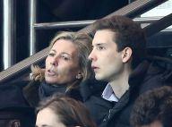 Claire Chazal et son fils François : Supporters complices devant PSG-Chelsea
