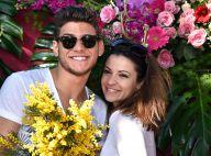 Rayane Bensetti et Denitsa : Regards tendres et sourires au Carnaval de Nice