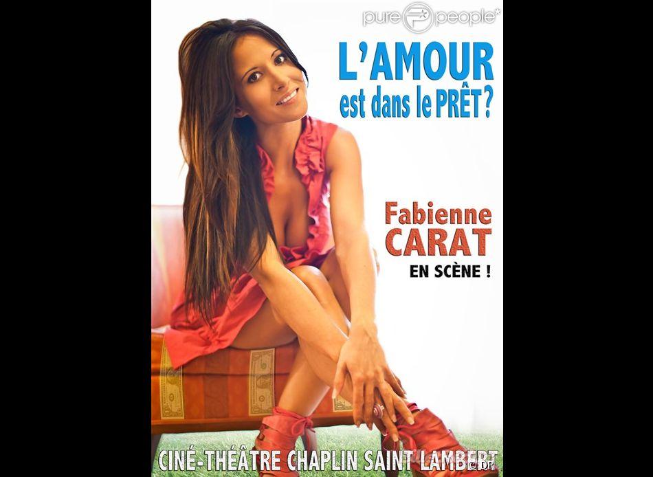 Fabienne Carat dans L'amour est dans le pret