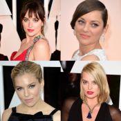 Beauty looks des Oscars : Sienna Miller et Marion Cotillard donnent le(s) ton(s)