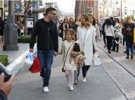 Jessica Alba : Stylée et souriante pour une virée shopping avec ses filles