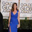 Cindy Crawford - 72ème cérémonie annuelle des Golden Globe Awards à Beverly Hills. Le 11 janvier 2015