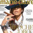 Couverture de Marie-Claire dans lequel John Russo a photographié Cindy Crawford