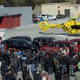 Fernando Alonso (McLaren) a été victime d'une violente sortie de piste, à Montmelo en Espagne le 22 février 2015. Il a été emmené à l'hôpital mais le scanner a démontré qu'il n'était pas blessé avant de sortir trois jours plus tard.