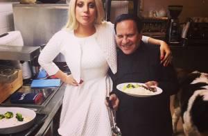 Lady Gaga débarque à Paris : La star dîne chez Alaïa avant les défilés