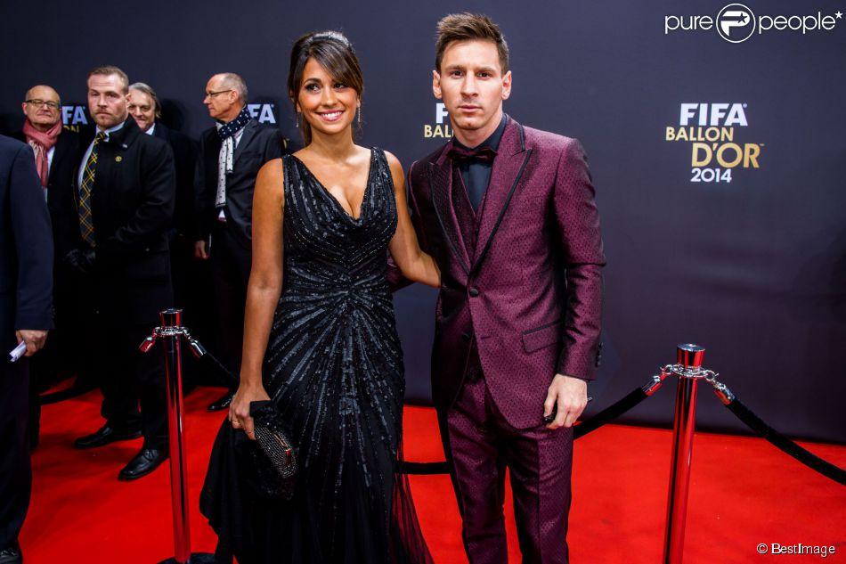 Lionel Messi et Antonella  Mariage à la George Clooney et 2e bébé en  prévision.