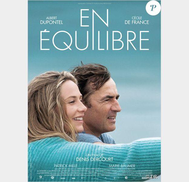 Affiche du film En équilibre