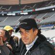 Jean Alesi à Paris le 4 décembre 2004