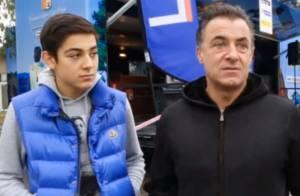 Jean Alesi : Son fils Giuliano, sa gêne des 'Guignols'... l'ex-pilote F1 se confie
