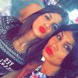 Jessica (Secret Story 8, Les Anges 7) : sublime en Thailande, en mars 2015, avec l'une de ses petites soeurs