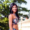 """""""Jessica dans Les Anges 7 à Rio de Janeiro, le 9 mars à 18h20 sur NRJ 12."""""""