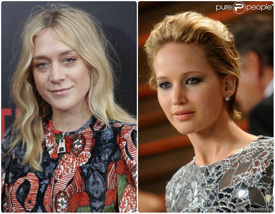 "Chloë Sevigny clashe Jennifer Lawrence, la trouvant ""ennuyeuse et grossière""."