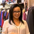 Aicha : candidate exaspérante des Reines du Shopping, le 10 mars 2015, sur M6, agace Cristina Cordula et la Toile