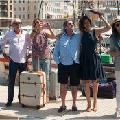 Daniel Auteuil : En mer avec la craquante Mélanie Doutey et des copains