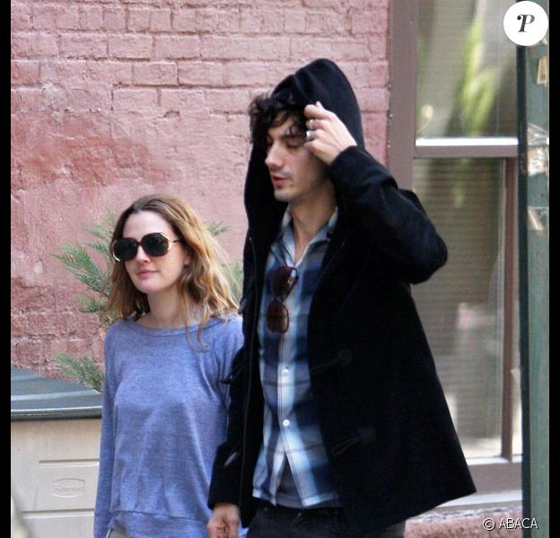 Drew Barrymore et un nouveau boy friend ?