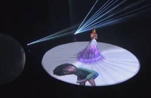 Jennifer Lopez : Une robe bluffante et féerique pour son nouveau single