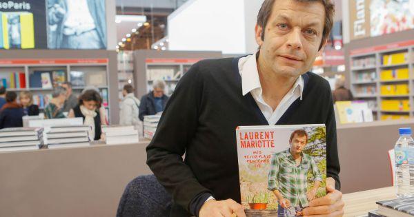 Laurent mariotte salon du livre la porte de versailles - Salon du livre porte de versailles 2015 ...