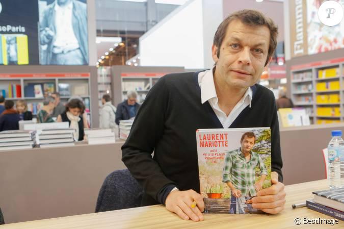 Laurent mariotte salon du livre la porte de versailles paris le 22 mars 2015 - Salon du livre porte de versailles 2015 ...