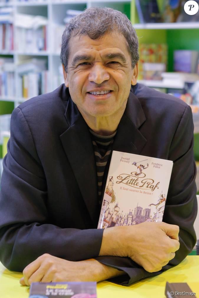 Daniel picouly salon du livre la porte de versailles for Salon du livre porte de versailles 2015