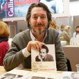 Guillaume Gallienne - Salon du livre à la porte de Versailles à Paris le 22 mars 2015.