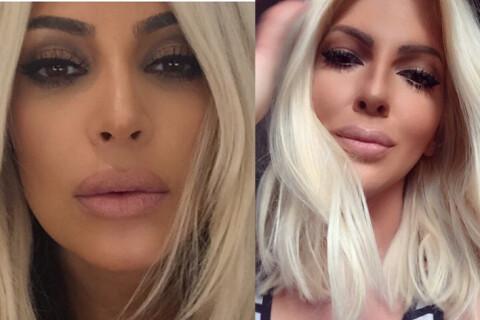 Jelena Kurleusha 'sosie' de Kim Kardashian ? Elle l'accuse de la copier !