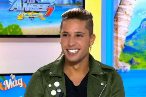 Eddy (Les Anges 7) : ''Dosey'' par son single, qui divise la Toile...