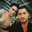 Rumer Willis et Valentin Chmerkovskiy, sur Instagram le 27 février 2015