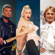 Madonna, Johnny Hallyday et Claude François mettent le feu aux enchères