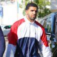 Drake et sa mère Sandi Graham à Los Angeles, le 23 mars 2015.