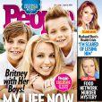Retrouvez l'intégralité de l'interview de Britney Spears dans le prochain numéro de  People  en kiosque le 27 mars
