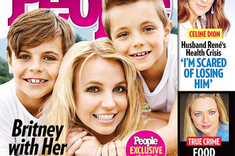 Britney Spears : ''Jayden est un fils à maman et Preston a un avis sur tout''