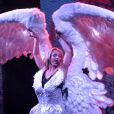 Exclusif - Britney Spears en concert au Planet Hollywood à Las Vegas le 15 février 2015.