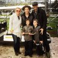 Britney Spears en famille, sur Instagram le 23 février 2015