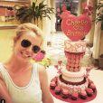 Britney Spears le jour de la Saint-Valentin, sur Instagram le 14 février 2015