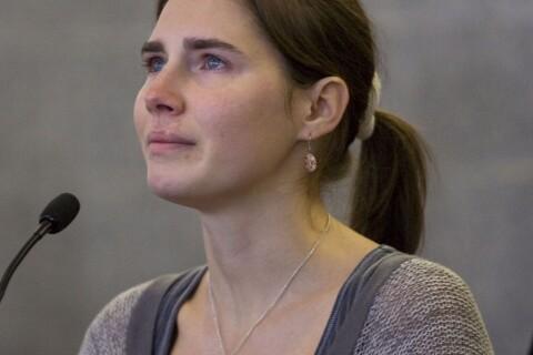 Amanda Knox acquittée de meurtre : Explosion de joie de sa famille