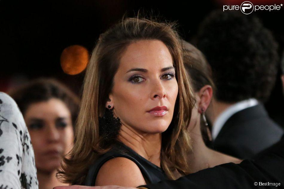 Melissa Theuriau - Troisième jour du 13e Festival International du Film de Marrakech le 1er décembre 2013.