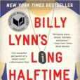 Couverture du roman Billy Lynn's Long Halftime Walk adapté par Ang Lee.