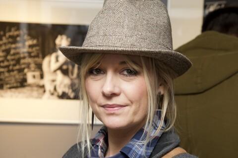 Flavie Flament : Visiteuse VIP de ''Gainsbourg For Ever'' en hommage à Serge