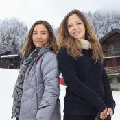 Dounia Coesens et Emmanuelle Boidron : Complices au ski pour Pâques