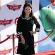 """Julia Louis-Dreyfus - Premiere du film """"Planes"""" a Hollywood, le 5 aout 2013."""