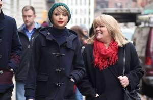 Taylor Swift révèle que sa maman a un cancer