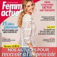 Couverture de Femme Actuelle, semaine du 13 au 19 avril 2015.