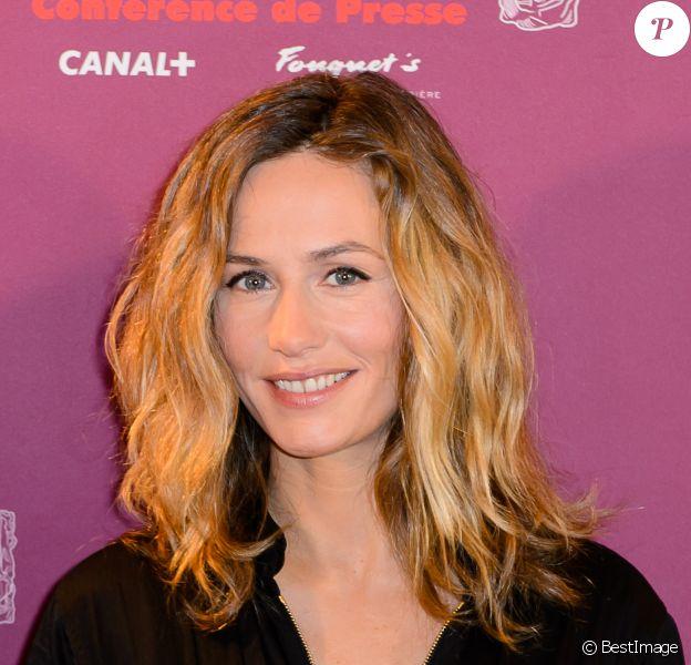 Cécile de France à Paris le 31 Janvier 2014.