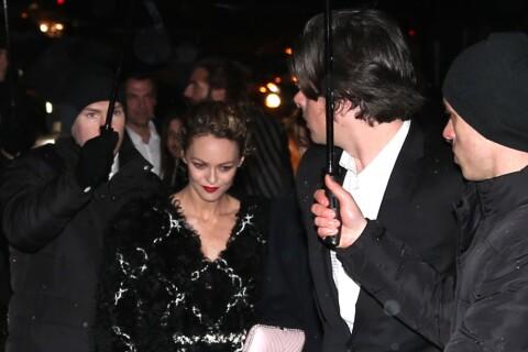 Vanessa Paradis, avec Lily-Rose et Benjamin Biolay : Trio glamour à New York !
