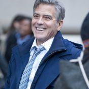 George Clooney : ''Pris en otage'' mais tout sourire face à Jodie Foster